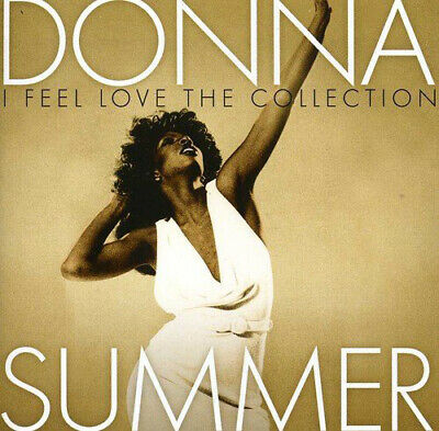 Donna Summer : I Feel Love: The Collection CD 2 discs (2013) ***NEW***
