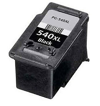 PG-540XL - 5222B005AA Black Ink Cartridge Remanufactured for Canon Printers