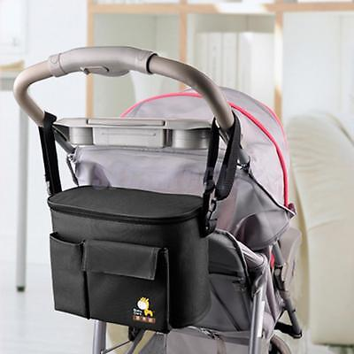 Baby Carriages Stroller BAG Organizer Diaper Nappy Changing Mummy Shoulderbag