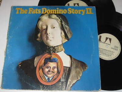 2 Lp/the Fats Domino Story Ii/uas 29334/35 Foc Dlp _--