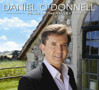 Daniel O'Donnell : Peace in the Valley CD (2009) Expertly Refurbished Product