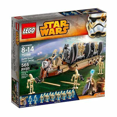 LEGO® Star Wars™ 75086 Battle Droid™ Troop Carrier NEU NEW OVP MISB