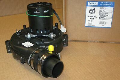 A225 Fasco Furnace Inducer Motor for York 7021-11577/S 024-34558-000  024-32057