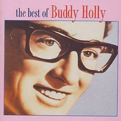 Buddy Holly : The Best Of CD (2002) ***NEW***