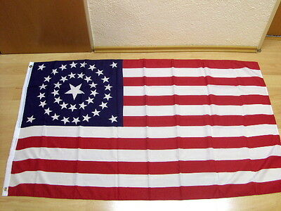 Fahnen Flagge USA Betsy Ross 1877 - 90 x 150 cm