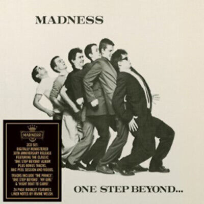 Madness : One Step Beyond CD (2009) ***NEW***