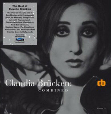 Claudia Brucken : Combined: The Best Of CD (2011) ***NEW***
