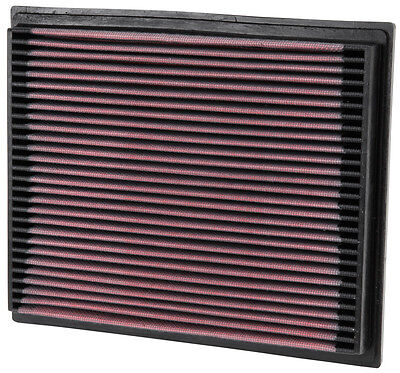 33-2675 K&N Replacement Air Filter BMW 530,540,730,740 V8 1993-96 (KN Panel Repl