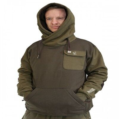 Nash NEW 'Ice' Hoody Super-Warm Carp Fishing Top  All Sizes