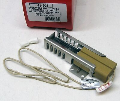 41-204 Robertshaw Oven Ignitor for 44-1007 Wolf Vulcan 718601 Chef 7432P036-60