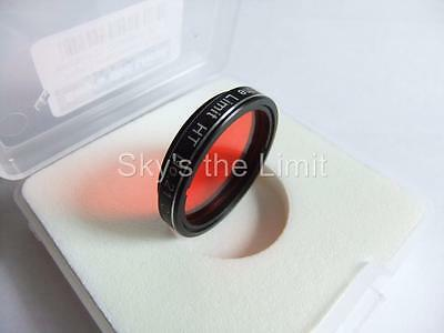 1.25 Sky's the Limit HT Wratten filter No 23A Light Red