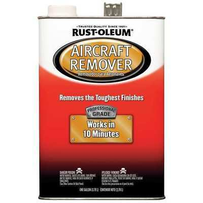 Aircraft Remover,1 gal. RUST-OLEUM 255447