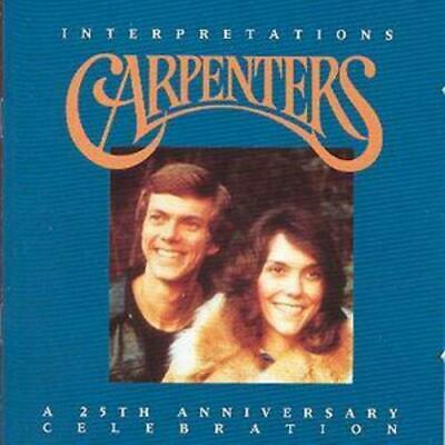 The Carpenters : Interpretations: A 25th ANNIVERSARY CELEBRATION CD (1998)