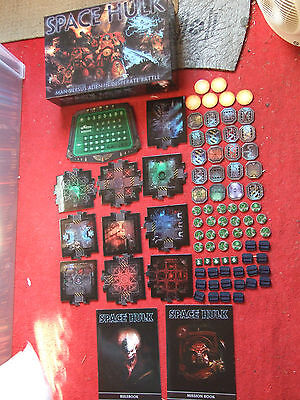 Collection Of 2014 Space Hulk Parts And Bits Sold As Seen (L)