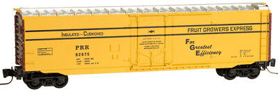 Micro-Trains MTL Z-Scale 50' Box Car Pennsylvania/PRR/Fruit Growers/FGE #92875