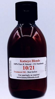 B10/21 Aches/Pains/Muscle Ease Treatment Oil x 200ml 100% Natural