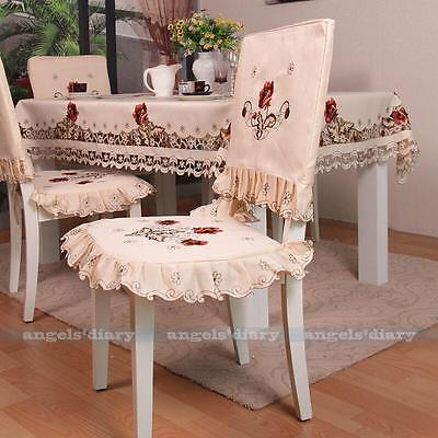 COMFORTABLE Chair Cushion Seat Pads TIE ON Garden Dining Table Kitchen MODERN