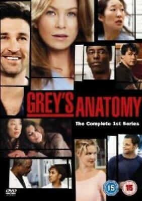 Greys Anatomy - Season 1 (2 Disc Set) DVD Highly Rated eBay Seller, Great Prices