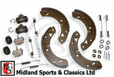 Bek102 - Mgb Gt 1968 On - Rear Brake Service Kit - Gbs740, Gwc1122Z, Bau2294Z,