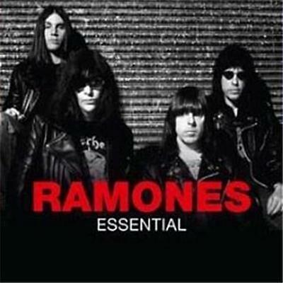 RAMONES, THE Essential CD NEW