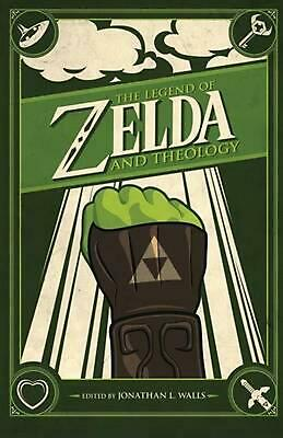 The Legend of Zelda and Theology by Paperback Book (English)