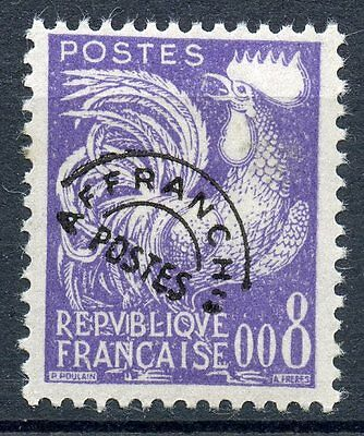 Stamp / Timbre France Preoblitere Neuf Sans Gomme N° 119  Type Coq