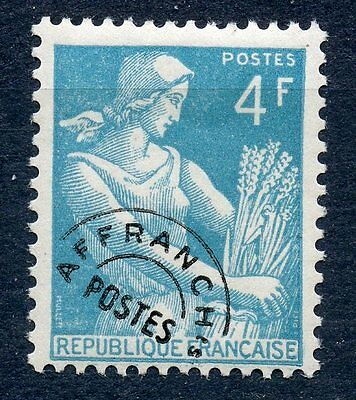 Stamp / Timbre France Preoblitere Neuf Sans Gomme N° 106