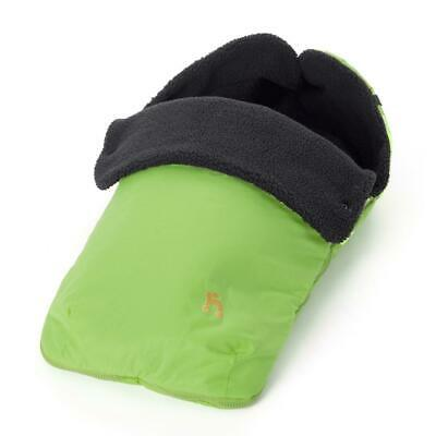 Out n About Nipper Footmuff Cosytoes (Mojito Green) Wide Universal Fitting
