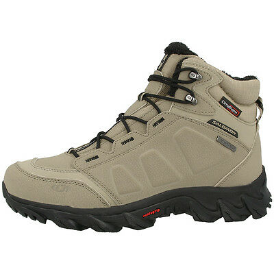 Salomon Elbrus Wp Men Herren Winter Boots Stiefel Outdoor Schnee Navajo 378325