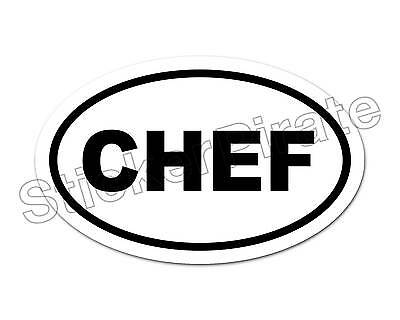 chevy ssr decals best place to find wiring and datasheet resources Ford Ranger Fuse Box oval car magnet chef magnetic bumper sticker