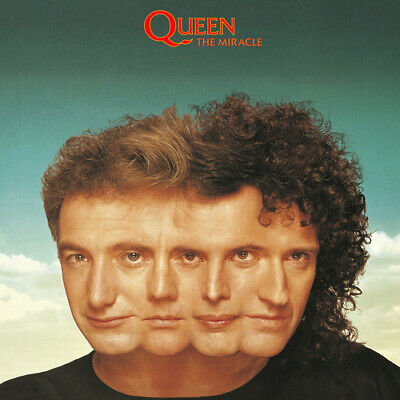 Queen : The Miracle CD (1989)
