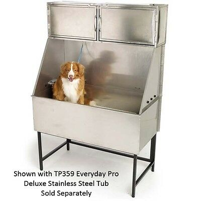 Master Equipment Deluxe Overhead Tub Cabinet TP55202 Pet tub parts & access NEW