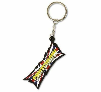 Cal Crutchlow Key Ring Fob Union Jack Logo Moto GP Official Product