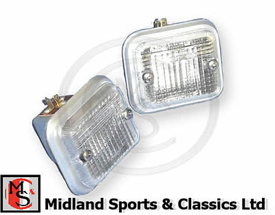 Bek353 - Mg Midget & Sprite - Reverse Lamp Assembly - Pair - Aau5510