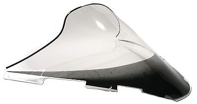 "Yamaha SX Viper Mountain 700, 2003-2006, 9"" Black Graphics On Clear Windshield"