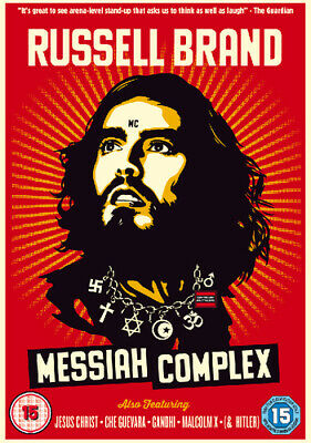 Russell Brand: Messiah Complex DVD (2013) Russell Brand