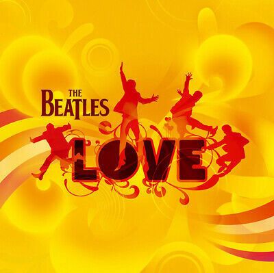The Beatles : Love CD (2006) Value Guaranteed from eBay's biggest seller!