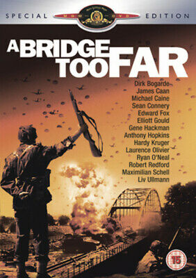 A Bridge Too Far DVD (2004) Dirk Bogarde, Attenborough (DIR) cert 15 2 discs