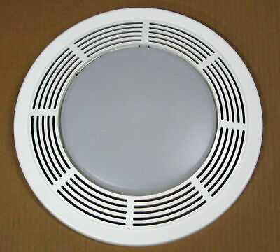 S97017702 Broan Nutone Grille and Lens Assembly for 8663RP Fan Unit New