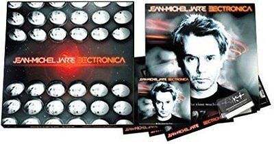 JEAN MICHEL JARRE Electronica Vol.1 & Vol.2 FAN BOX Very Limited Edition NEW .cp