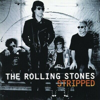 The Rolling Stones : Stripped CD Value Guaranteed from eBay's biggest seller!