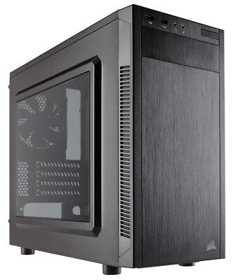 Corsair Carbide 88R Black Midi Tower Gaming Case - USB 3.0