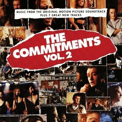 Original Soundtrack : Commitments Vol. 2 CD