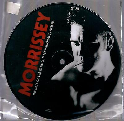 "Morrissey The Last Of The Famous International Playboys+ People Are The 7"" 45"