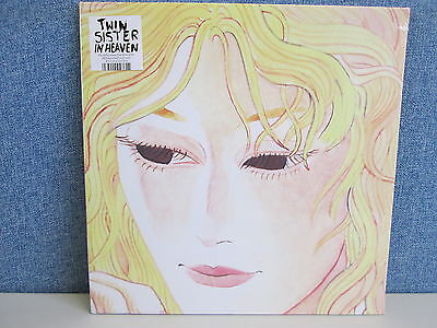 TWIN SISTER- In Heaven LP (2011 NEW & SEALED UK Vinyl/MP3) Ethereal Indie/Lounge