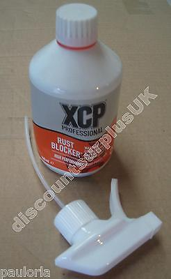 XCP PROFESSIONAL RUST BLOCKER 500ml - High performance Proofing Protection *RR51