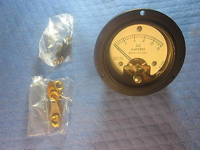 A&M CD Amperes Ammeter 15 Amp Meter Model 265