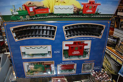 G Bachmann 90198 Lil Big Haulers North Pole Express Train Set * NIB