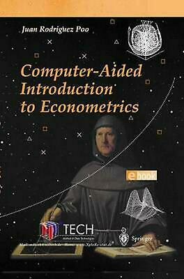 Computer-Aided Introduction to Econometrics (English) Hardcover Book Free Shippi