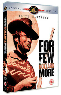 For a Few Dollars More DVD (2005) Clint Eastwood